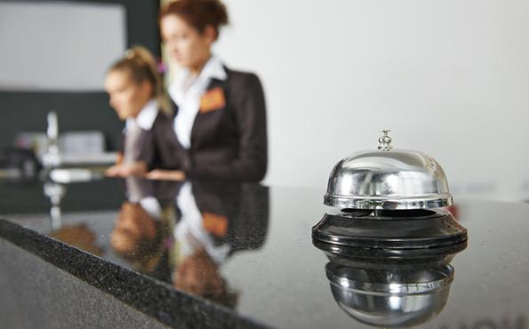 Hotel Front Desk Service