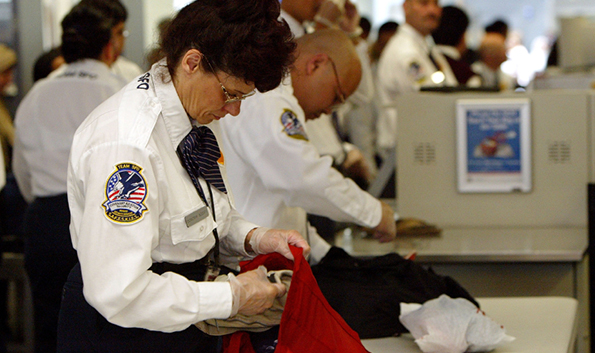 Electronic Devices Focus Of Increased U.S. Airport Security