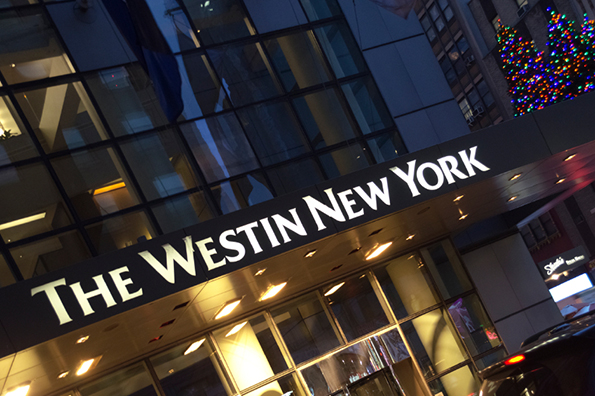 Strong 2014 Finish for Starwood Hotels & Resorts