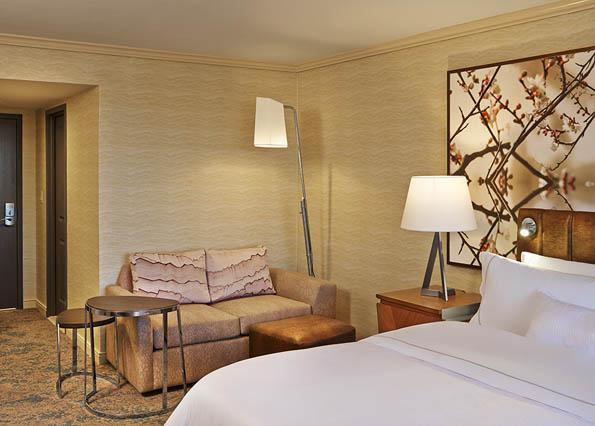 Westin Custom-Designed Room