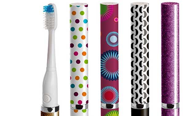 VIOlife slim sonic electric brush