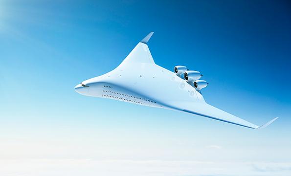 futuristic-airplane