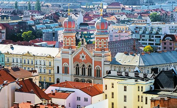 Plzen, Western Czech Republic