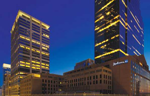 Radisson Blu Minneapolis