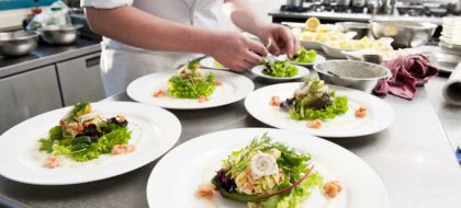 Caribbean Culinary Competition