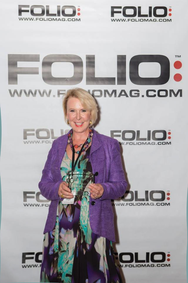 Marin Bright Folio Award Leadership Column