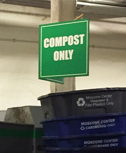 Compost Only