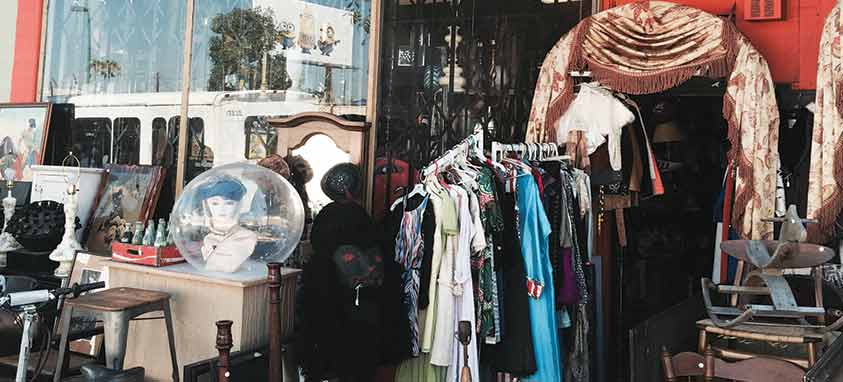 Eclectica Vintage Store