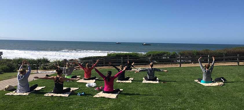 Bacara-Oceanfront-Yoga