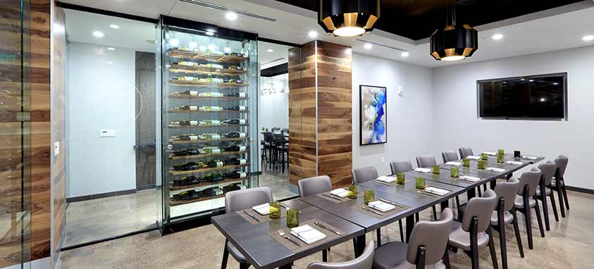 Raise a Glass to These 7 Wine Cellar Meeting Spaces