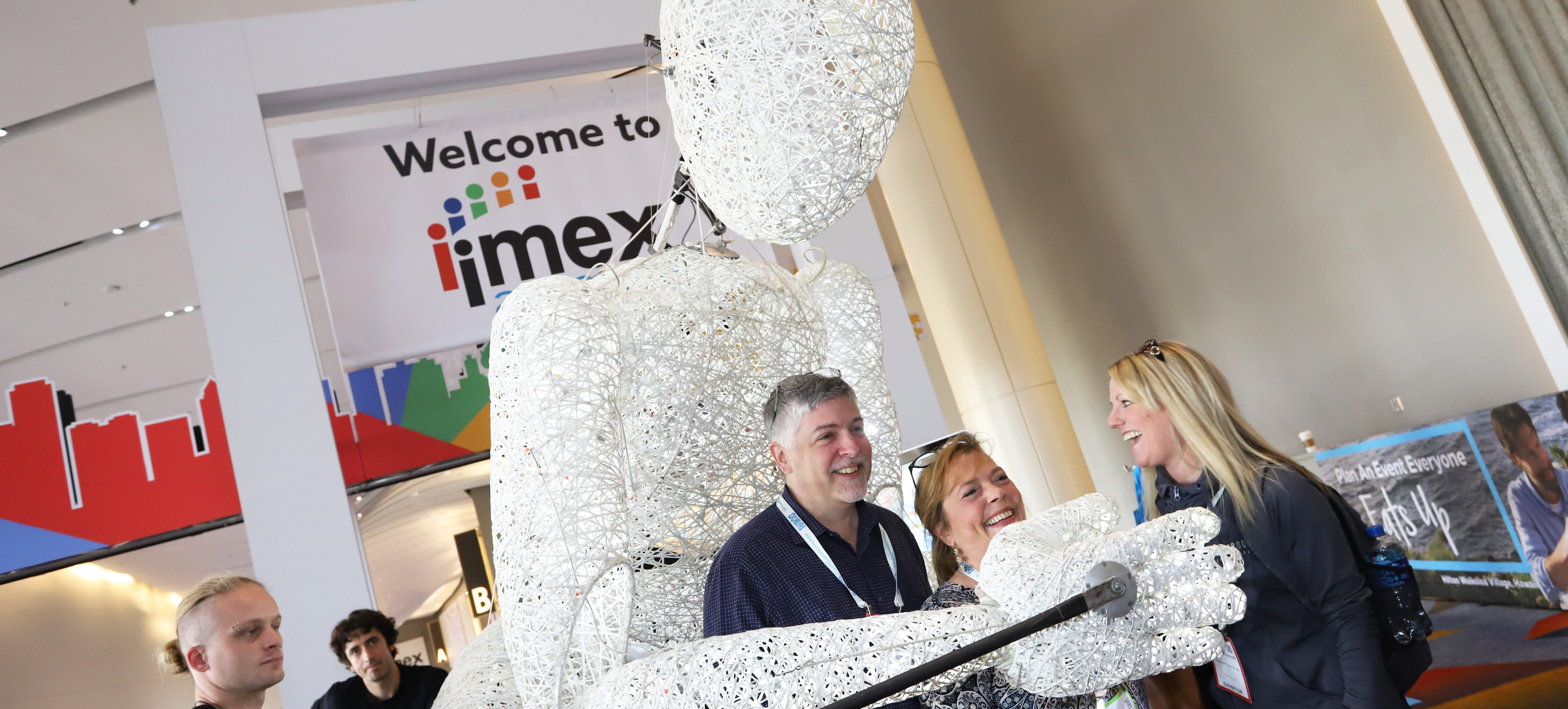 IMEX America 2018 Continues to Break New Ground