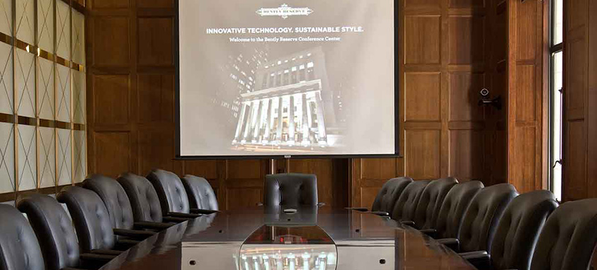The Bently Reserve Apollo Meeting Room
