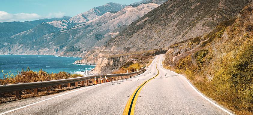 Plan a Coastal Road Trip Excursion