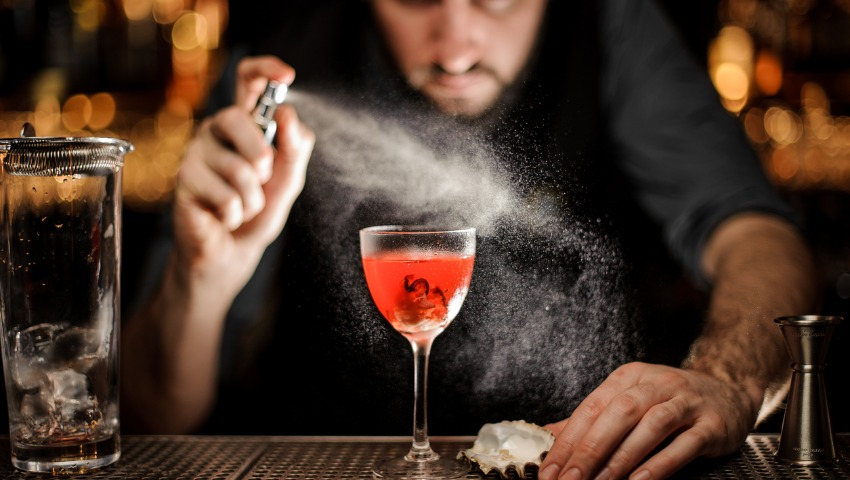 Cocktail Trends 2020.Forecast Spicy Drinks Sustainable Meals Tp Trend In 2020