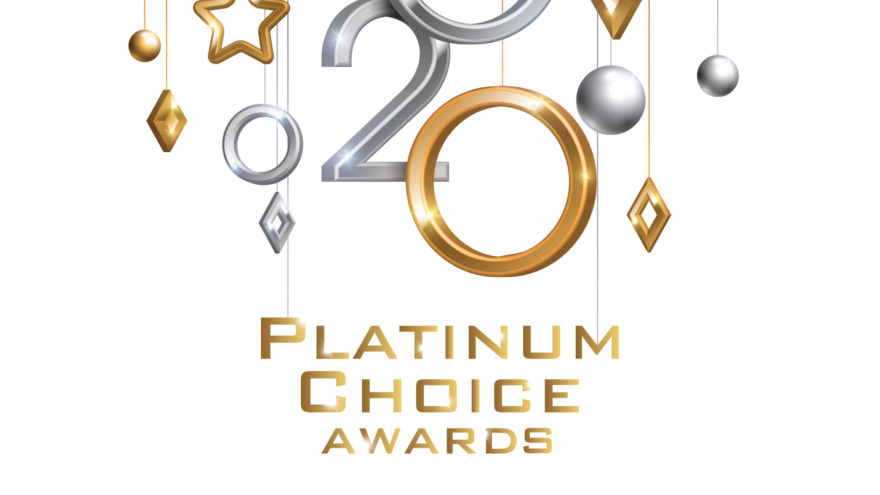 2020 platinum choice award winners