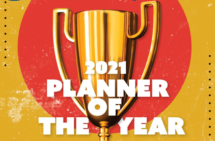 planner of the year